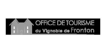 Agence de communication à Toulouse : Client Office du Tourisme du vignoble de Fronton